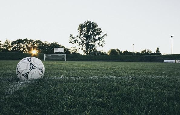 football empty field